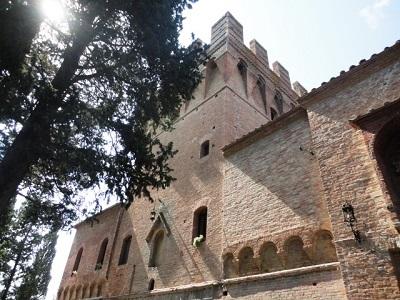 monte oliveto maggiore toskana